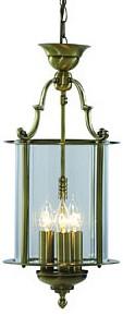 Фото Подвесной светильник Arte Lamp Rimini A6503SP-3AB