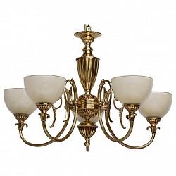 Подвесная люстра Chiaro5 или 6 ламп<br>Артикул - CH_411013705,Бренд - Chiaro (Германия),Коллекция - Паула 8,Гарантия, месяцы - 24,Высота, мм - 580-1400,Диаметр, мм - 680,Тип лампы - компактная люминесцентная [КЛЛ] ИЛИнакаливания ИЛИсветодиодная [LED],Общее кол-во ламп - 5,Напряжение питания лампы, В - 220,Максимальная мощность лампы, Вт - 60,Лампы в комплекте - отсутствуют,Цвет плафонов и подвесок - шампань,Тип поверхности плафонов - матовый,Материал плафонов и подвесок - стекло,Цвет арматуры - латунь,Тип поверхности арматуры - глянцевый,Материал арматуры - металл,Возможность подлючения диммера - можно, если установить лампу накаливания,Тип цоколя лампы - E14,Класс электробезопасности - I,Общая мощность, Вт - 300,Степень пылевлагозащиты, IP - 20,Диапазон рабочих температур - комнатная температура,Дополнительные параметры - способ крепления светильника на потолке - на крюке, регулируется по высоте<br>