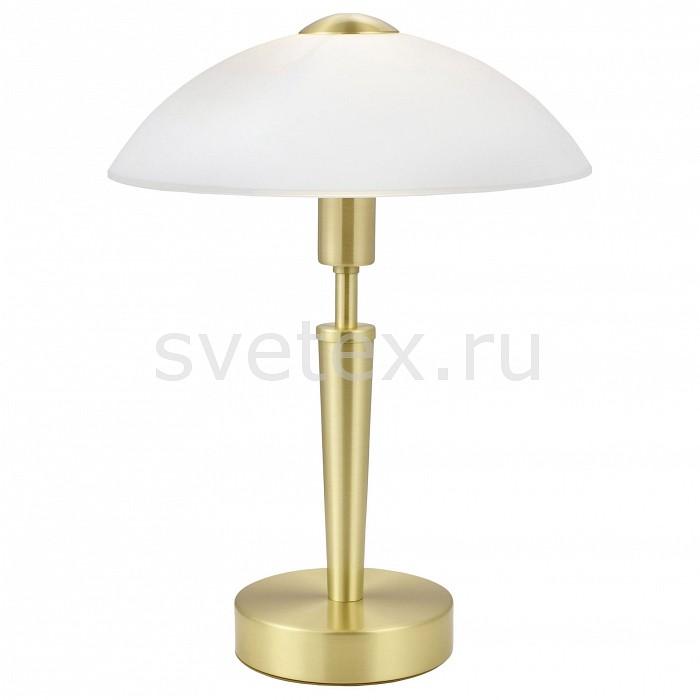 Фото Настольная лампа Eglo E14 220В 60Вт Solo 1 87254