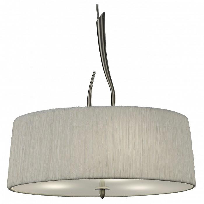 Подвесной светильник MantraСветодиодные<br>Артикул - MN_3704,Бренд - Mantra (Испания),Коллекция - Lua,Гарантия, месяцы - 24,Время изготовления, дней - 1,Высота, мм - 600-1500,Диаметр, мм - 500,Тип лампы - компактная люминесцентная [КЛЛ] ИЛИсветодиодная [LED],Общее кол-во ламп - 3,Напряжение питания лампы, В - 220,Максимальная мощность лампы, Вт - 13,Лампы в комплекте - отсутствуют,Цвет плафонов и подвесок - белый,Тип поверхности плафонов - матовый,Материал плафонов и подвесок - органза,Цвет арматуры - хром,Тип поверхности арматуры - глянцевый,Материал арматуры - металл,Количество плафонов - 1,Возможность подлючения диммера - нельзя,Тип цоколя лампы - E27,Класс электробезопасности - I,Общая мощность, Вт - 39,Степень пылевлагозащиты, IP - 20,Диапазон рабочих температур - комнатная температура<br>