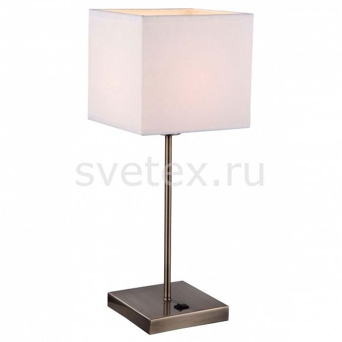Фото Настольная лампа Arte Lamp E27 220В 40Вт Cubes A9247LT-1AB