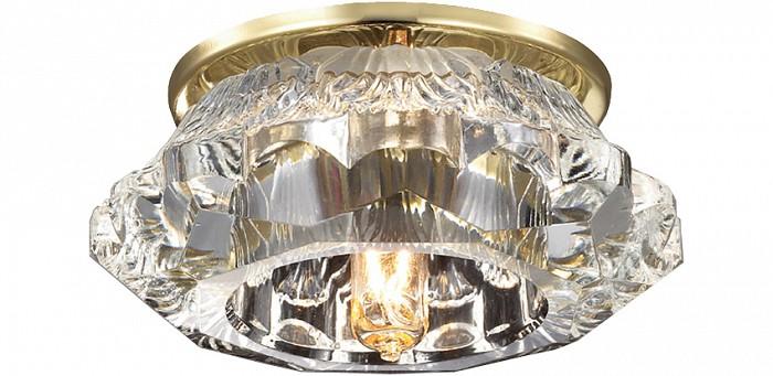 Фото Встраиваемый светильник Novotech Enigma 369922