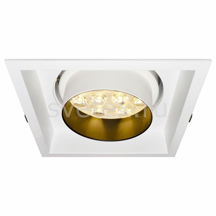 Фото Встраиваемый светильник Arte Lamp Accent A2014PL-1WH
