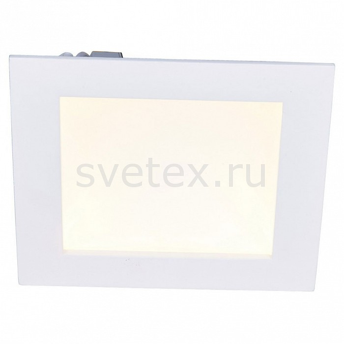 Встраиваемый светильник Arte LampСветодиодные<br>Артикул - AR_A7416PL-1WH,Бренд - Arte Lamp (Италия),Коллекция - Riflessione,Гарантия, месяцы - 24,Глубина, мм - 50,Диаметр, мм - 170,Размер врезного отверстия, мм - d155,Тип лампы - светодиодная [LED],Общее кол-во ламп - 1,Максимальная мощность лампы, Вт - 16,Цвет лампы - белый теплый,Лампы в комплекте - светодиодная [LED],Цвет арматуры - белый,Тип поверхности арматуры - матовый,Материал арматуры - металл,Возможность подлючения диммера - нельзя,Цветовая температура, K - 3000 K,Световой поток, лм - 1280,Экономичнее лампы накаливания - в 6.5 раза,Светоотдача, лм/Вт - 80,Класс электробезопасности - I,Напряжение питания, В - 220,Степень пылевлагозащиты, IP - 20,Диапазон рабочих температур - комнатная температура<br>