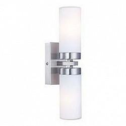 Светильник на штанге GloboСветильники на штанге<br>Артикул - GB_7816,Бренд - Globo (Австрия),Коллекция - Space,Гарантия, месяцы - 24,Размер упаковки, мм - 180x255x80,Тип лампы - компактная люминесцентная [КЛЛ] ИЛИнакаливания ИЛИсветодиодная [LED],Общее кол-во ламп - 2,Напряжение питания лампы, В - 220,Максимальная мощность лампы, Вт - 40,Лампы в комплекте - отсутствуют,Цвет плафонов и подвесок - опал,Тип поверхности плафонов - матовый,Материал плафонов и подвесок - стекло,Цвет арматуры - никель,Тип поверхности арматуры - матовый,Материал арматуры - металл,Тип цоколя лампы - E14,Класс электробезопасности - I,Общая мощность, Вт - 80,Степень пылевлагозащиты, IP - 44<br>
