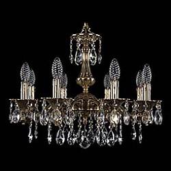 Подвесная люстра Bohemia Ivele CrystalБолее 6 ламп<br>Артикул - BI_1710_8_160_A_GB,Бренд - Bohemia Ivele Crystal (Чехия),Коллекция - 1710,Гарантия, месяцы - 24,Высота, мм - 360,Диаметр, мм - 560,Размер упаковки, мм - 450x450x200,Тип лампы - компактная люминесцентная [КЛЛ] ИЛИнакаливания ИЛИсветодиодная [LED],Общее кол-во ламп - 8,Напряжение питания лампы, В - 220,Максимальная мощность лампы, Вт - 40,Лампы в комплекте - отсутствуют,Цвет плафонов и подвесок - неокрашенный,Тип поверхности плафонов - прозрачный,Материал плафонов и подвесок - хрусталь,Цвет арматуры - золото черненое,Тип поверхности арматуры - глянцевый, рельефный,Материал арматуры - латунь,Возможность подлючения диммера - можно, если установить лампу накаливания,Форма и тип колбы - свеча ИЛИ свеча на ветру,Тип цоколя лампы - E14,Класс электробезопасности - I,Общая мощность, Вт - 320,Степень пылевлагозащиты, IP - 20,Диапазон рабочих температур - комнатная температура,Дополнительные параметры - способ крепления светильника к потолку - на крюке, указана высота светильника без подвеса<br>
