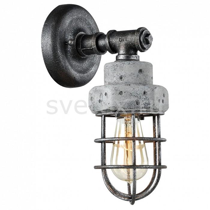 Бра LussoleСветодиодные<br>Артикул - LSP-9103,Бренд - Lussole (Италия),Коллекция - Loft,Гарантия, месяцы - 24,Ширина, мм - 130,Высота, мм - 310,Выступ, мм - 170,Тип лампы - компактная люминесцентная [КЛЛ] ИЛИнакаливания ИЛИсветодиодная [LED],Общее кол-во ламп - 1,Напряжение питания лампы, В - 220,Максимальная мощность лампы, Вт - 60,Лампы в комплекте - отсутствуют,Цвет плафонов и подвесок - серый,Тип поверхности плафонов - матовый,Материал плафонов и подвесок - металл,Цвет арматуры - серый,Тип поверхности арматуры - матовый,Материал арматуры - металл,Количество плафонов - 1,Возможность подлючения диммера - можно, если установить лампу накаливания,Форма и тип колбы - конусная,Тип цоколя лампы - E27,Класс электробезопасности - I,Степень пылевлагозащиты, IP - 20,Диапазон рабочих температур - комнатная температура,Дополнительные параметры - светильник предназначен для использования со скрытой проводкой<br>