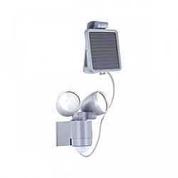 Светильник на штанге GloboСветильники на штанге<br>Артикул - GB_3715S,Бренд - Globo (Австрия),Коллекция - Solar,Гарантия, месяцы - 24,Высота, мм - 157,Размер упаковки, мм - 191x250x199,Тип лампы - светодиодная [LED],Общее кол-во ламп - 4,Напряжение питания лампы, В - 3,Максимальная мощность лампы, Вт - 0.05,Лампы в комплекте - светодиодные [LED],Цвет плафонов и подвесок - неокрашенный,Тип поверхности плафонов - прозрачный,Материал плафонов и подвесок - полимер,Цвет арматуры - серебро,Тип поверхности арматуры - матовый,Материал арматуры - полимер,Класс электробезопасности - I,Степень пылевлагозащиты, IP - 44,Диапазон рабочих температур - от -40^C до +40^C,Дополнительные параметры - радиус действия датчика движения 8 м, высота действия датчика движения 2.5 м<br>