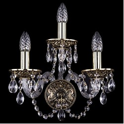 Бра Bohemia Ivele CrystalБолее 1 лампы<br>Артикул - BI_1610_3_GB,Бренд - Bohemia Ivele Crystal (Чехия),Коллекция - 1610,Гарантия, месяцы - 24,Высота, мм - 340,Размер упаковки, мм - 250x180x170,Тип лампы - компактная люминесцентная [КЛЛ] ИЛИнакаливания ИЛИсветодиодная [LED],Общее кол-во ламп - 3,Напряжение питания лампы, В - 220,Максимальная мощность лампы, Вт - 40,Лампы в комплекте - отсутствуют,Цвет плафонов и подвесок - неокрашенный,Тип поверхности плафонов - прозрачный,Материал плафонов и подвесок - хрусталь,Цвет арматуры - золото черненое, неокрашенный,Тип поверхности арматуры - глянцевый, прозрачный, рельефный,Материал арматуры - латунь, стекло,Возможность подлючения диммера - можно, если установить лампу накаливания,Форма и тип колбы - свеча ИЛИ свеча на ветру,Тип цоколя лампы - E14,Класс электробезопасности - I,Общая мощность, Вт - 120,Степень пылевлагозащиты, IP - 20,Диапазон рабочих температур - комнатная температура,Дополнительные параметры - способ крепления светильника на стене – на монтажной пластине, светильник предназначен для использования со скрытой проводкой<br>