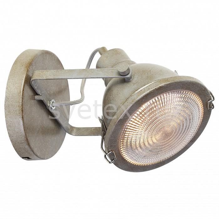Спот FavouriteСпоты<br>Артикул - FV_1899-1W,Бренд - Favourite (Германия),Коллекция - Industria,Гарантия, месяцы - 24,Длина, мм - 180,Ширина, мм - 150,Выступ, мм - 210,Тип лампы - галогеновая ИЛИсветодиодная [LED],Общее кол-во ламп - 1,Напряжение питания лампы, В - 220,Максимальная мощность лампы, Вт - 50,Лампы в комплекте - отсутствуют,Цвет плафонов и подвесок - цементный,Тип поверхности плафонов - матовый,Материал плафонов и подвесок - металл,Цвет арматуры - цементный,Тип поверхности арматуры - матовый,Материал арматуры - металл,Количество плафонов - 1,Возможность подлючения диммера - можно, если установить галогеновую лампу,Форма и тип колбы - полусферическая с рефлектором,Тип цоколя лампы - GU10,Класс электробезопасности - I,Степень пылевлагозащиты, IP - 20,Диапазон рабочих температур - комнатная температура,Дополнительные параметры - поворотный светильник<br>
