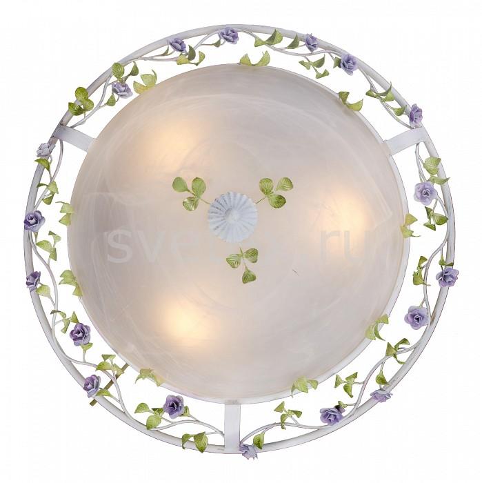 Накладной светильник ST-LuceКруглые<br>Артикул - SL695.502.03,Бренд - ST-Luce (Италия),Коллекция - Fiori,Гарантия, месяцы - 24,Высота, мм - 200,Диаметр, мм - 530,Размер упаковки, мм - 570x570x250,Тип лампы - компактная люминесцентная [КЛЛ] ИЛИнакаливания ИЛИсветодиодная [LED],Общее кол-во ламп - 3,Напряжение питания лампы, В - 220,Максимальная мощность лампы, Вт - 60,Лампы в комплекте - отсутствуют,Цвет плафонов и подвесок - белый,Тип поверхности плафонов - матовый,Материал плафонов и подвесок - текстиль,Цвет арматуры - белый с золотой патиной, зеленый, розовый,Тип поверхности арматуры - глянцевый, матовый,Материал арматуры - металл,Количество плафонов - 1,Возможность подлючения диммера - можно, если установить лампу накаливания,Тип цоколя лампы - E27,Класс электробезопасности - I,Общая мощность, Вт - 180,Степень пылевлагозащиты, IP - 20,Диапазон рабочих температур - комнатная температура,Дополнительные параметры - способ крепления светильника к потолку – на монтажной пластине<br>