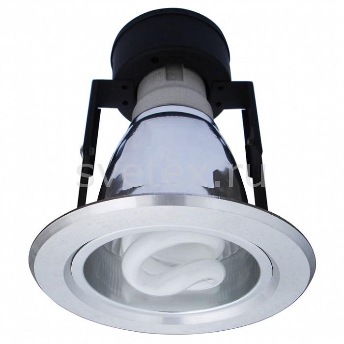 Фото Встраиваемый светильник Arte Lamp Technika A8043PL-1SI