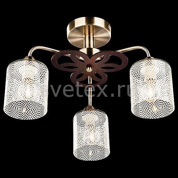Люстра на штанге ОптимаЛюстры<br>Артикул - EV_73968,Бренд - Оптима (Китай),Коллекция - 30050,Гарантия, месяцы - 24,Высота, мм - 300,Диаметр, мм - 520,Тип лампы - компактная люминесцентная [КЛЛ] ИЛИнакаливания ИЛИсветодиодная [LED],Общее кол-во ламп - 3,Напряжение питания лампы, В - 220,Максимальная мощность лампы, Вт - 60,Лампы в комплекте - отсутствуют,Цвет плафонов и подвесок - белый с узором,Тип поверхности плафонов - матовый,Материал плафонов и подвесок - стекло,Цвет арматуры - бронза античная, венге,Тип поверхности арматуры - матовый,Материал арматуры - металл,Количество плафонов - 3,Возможность подлючения диммера - можно, если установить лампу накаливания,Тип цоколя лампы - E14,Класс электробезопасности - I,Общая мощность, Вт - 180,Степень пылевлагозащиты, IP - 20,Диапазон рабочих температур - комнатная температура,Дополнительные параметры - способ крепления светильника к потолку - на монтажной пластине<br>
