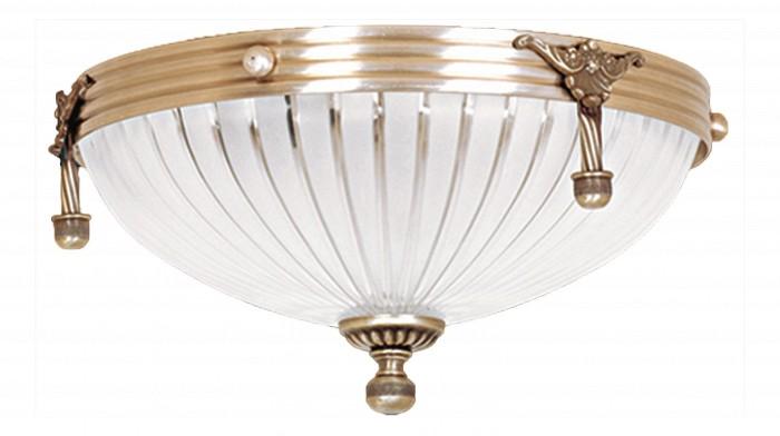 Накладной светильник Kink LightКруглые<br>Артикул - KL_2067_K.A_ANTIK,Бренд - Kink Light (Китай),Коллекция - Кристалл,Гарантия, месяцы - 24,Высота, мм - 170,Диаметр, мм - 300,Тип лампы - компактная люминесцентная [КЛЛ] ИЛИнакаливания ИЛИсветодиодная [LED],Общее кол-во ламп - 3,Напряжение питания лампы, В - 220,Максимальная мощность лампы, Вт - 60,Лампы в комплекте - отсутствуют,Цвет плафонов и подвесок - белый полосатый,Тип поверхности плафонов - матовый, прозрачный, рельефные,Материал плафонов и подвесок - стекло,Цвет арматуры - бронза античная,Тип поверхности арматуры - матовый, рельефнный,Материал арматуры - металл,Количество плафонов - 1,Возможность подлючения диммера - можно, если установить лампу накаливания,Тип цоколя лампы - E27,Класс электробезопасности - I,Общая мощность, Вт - 180,Степень пылевлагозащиты, IP - 20,Диапазон рабочих температур - комнатная температура,Дополнительные параметры - способ крепления светильника к потолку - на монтажной пластине<br>