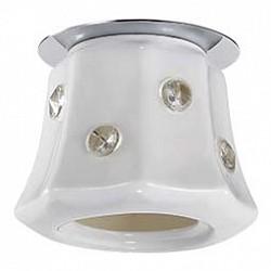 Встраиваемый светильник NovotechСветильники для натяжных потолков<br>Артикул - NV_370158,Бренд - Novotech (Венгрия),Коллекция - Zefiro,Гарантия, месяцы - 24,Высота, мм - 118,Диаметр, мм - 95,Тип лампы - галогеновая ИЛИсветодиодная [LED],Общее кол-во ламп - 1,Напряжение питания лампы, В - 220,Максимальная мощность лампы, Вт - 40,Лампы в комплекте - отсутствуют,Цвет плафонов и подвесок - белый, неокрашенный,Тип поверхности плафонов - глянцевый, прозрачный,Материал плафонов и подвесок - керамика, хрусталь,Цвет арматуры - хром,Тип поверхности арматуры - глянцевый,Материал арматуры - металл,Форма и тип колбы - пальчиковая,Тип цоколя лампы - G9,Класс электробезопасности - II,Степень пылевлагозащиты, IP - 20,Диапазон рабочих температур - комнатная температура<br>