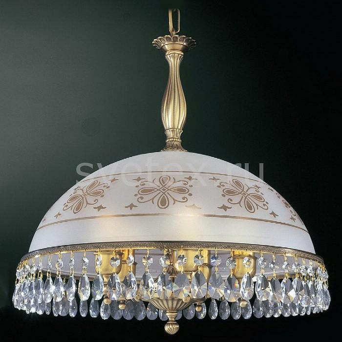 Подвесной светильник Reccagni AngeloСветодиодные<br>Артикул - RA_L_6000_48,Бренд - Reccagni Angelo (Италия),Коллекция - 6000,Гарантия, месяцы - 24,Высота, мм - 560-900,Диаметр, мм - 480,Тип лампы - компактная люминесцентная [КЛЛ] ИЛИнакаливания ИЛИсветодиодная [LED],Общее кол-во ламп - 5,Напряжение питания лампы, В - 220,Максимальная мощность лампы, Вт - 60,Лампы в комплекте - отсутствуют,Цвет плафонов и подвесок - белый с рисунком, неокрашенный,Тип поверхности плафонов - матовый, прозрачный,Материал плафонов и подвесок - стекло, хрусталь,Цвет арматуры - бронза состаренная,Тип поверхности арматуры - матовый, рельефный,Материал арматуры - латунь,Количество плафонов - 1,Возможность подлючения диммера - можно, если установить лампу накаливания,Тип цоколя лампы - E27,Класс электробезопасности - I,Общая мощность, Вт - 300,Степень пылевлагозащиты, IP - 20,Диапазон рабочих температур - комнатная температура,Дополнительные параметры - способ крепления светильника к потолку - на крюке, регулируется по высоте<br>