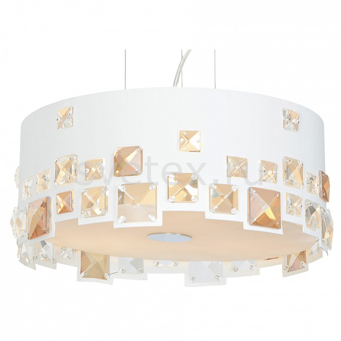 Подвесной светильник Arte LampСветодиодные<br>Артикул - AR_A5829SP-3WH,Бренд - Arte Lamp (Италия),Коллекция - Palmer,Гарантия, месяцы - 24,Высота, мм - 150-1150,Диаметр, мм - 340,Размер упаковки, мм - 380x380x230,Тип лампы - компактная люминесцентная [КЛЛ] ИЛИнакаливания ИЛИсветодиодная [LED],Общее кол-во ламп - 3,Напряжение питания лампы, В - 220,Максимальная мощность лампы, Вт - 60,Лампы в комплекте - отсутствуют,Цвет плафонов и подвесок - белый, неокрашенный,Тип поверхности плафонов - матовый, прозрачный,Материал плафонов и подвесок - стекло,Цвет арматуры - хром,Тип поверхности арматуры - глянцевый,Материал арматуры - металл,Количество плафонов - 1,Возможность подлючения диммера - можно, если установить лампу накаливания,Тип цоколя лампы - E27,Класс электробезопасности - I,Общая мощность, Вт - 180,Степень пылевлагозащиты, IP - 20,Диапазон рабочих температур - комнатная температура,Дополнительные параметры - способ крепления светильника к потолку – на монтажной пластине<br>