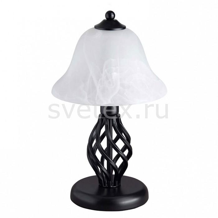 Фото Настольная лампа Brilliant E14 220В 40Вт 2400 - 2800 K Elena 66747/76