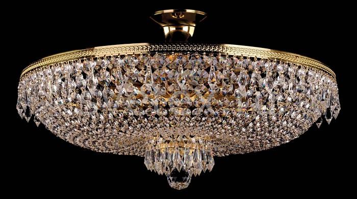 Фото Люстра на штанге Bohemia Ivele Crystal 1927 1927/55Z/G