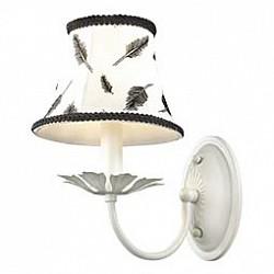 Бра Odeon LightТекстильный плафон<br>Артикул - OD_2920_1W,Бренд - Odeon Light (Италия),Коллекция - Novola,Гарантия, месяцы - 24,Высота, мм - 240,Тип лампы - компактная люминесцентная [КЛЛ] ИЛИнакаливания ИЛИсветодиодная [LED],Общее кол-во ламп - 1,Напряжение питания лампы, В - 220,Максимальная мощность лампы, Вт - 40,Лампы в комплекте - отсутствуют,Цвет плафонов и подвесок - белый с черным рисунком,Тип поверхности плафонов - матовый,Материал плафонов и подвесок - текстиль,Цвет арматуры - белый,Тип поверхности арматуры - матовый,Материал арматуры - металл,Возможность подлючения диммера - можно, если установить лампу накаливания,Тип цоколя лампы - E14,Класс электробезопасности - I,Степень пылевлагозащиты, IP - 20,Диапазон рабочих температур - комнатная температура,Дополнительные параметры - способ крепления светильника на стене – на монтажной пластине, светильник предназначен для использования со скрытой проводкой<br>