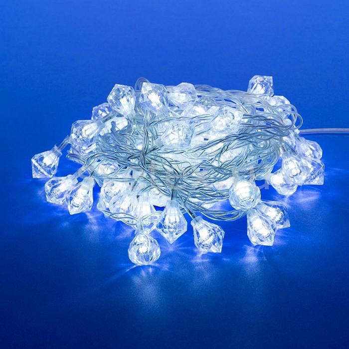 Гирлянда с насадками (7 м) UnielГирлянды с насадками<br>Артикул - UL_07931,Бренд - Uniel (Китай),Коллекция - Бриллианты,Гарантия, месяцы - 24,Длина, мм - 7000,Длина - 7 м,Тип лампы - светодиодные [LED],Общее кол-во ламп - 50,Максимальная мощность лампы, Вт - 0.35,Цвет лампы - белый,Лампы в комплекте - светодиодные [LED],Цвет плафонов и подвесок - неокрашенный,Тип поверхности плафонов - прозрачный,Материал плафонов и подвесок - полимер,Количество плафонов - 50,Цветовая температура, K - 4000 K,Ресурс лампы - 30 тыс. часов,Цвет провода - серый,Материал провода - полимер,Класс электробезопасности - I,Напряжение питания, В - 220,Общая мощность, Вт - 17,Степень пылевлагозащиты, IP - 20,Диапазон рабочих температур - комнатная температура,Дополнительные параметры - гирлянда может использоваться только внутри помещения<br>