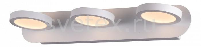 Накладной светильник ST-LuceСветодиодные<br>Артикул - SL588.101.03,Бренд - ST-Luce (Китай),Коллекция - Colo,Гарантия, месяцы - 24,Ширина, мм - 400,Высота, мм - 130,Выступ, мм - 130,Тип лампы - светодиодная [LED],Общее кол-во ламп - 3,Максимальная мощность лампы, Вт - 4.5,Цвет лампы - белый,Лампы в комплекте - светодиодные [LED],Цвет плафонов и подвесок - белый,Тип поверхности плафонов - матовый,Материал плафонов и подвесок - акрил,Цвет арматуры - белый,Тип поверхности арматуры - матовый,Материал арматуры - металл,Количество плафонов - 3,Возможность подлючения диммера - нельзя,Цветовая температура, K - 4000 K,Экономичнее лампы накаливания - в 10 раз,Класс электробезопасности - I,Напряжение питания, В - 220,Общая мощность, Вт - 13,Степень пылевлагозащиты, IP - 20,Диапазон рабочих температур - комнатная температура,Дополнительные параметры - способ крепления светильника на стене – на монтажной пластине, светильник предназначен для использования со скрытой проводкой<br>