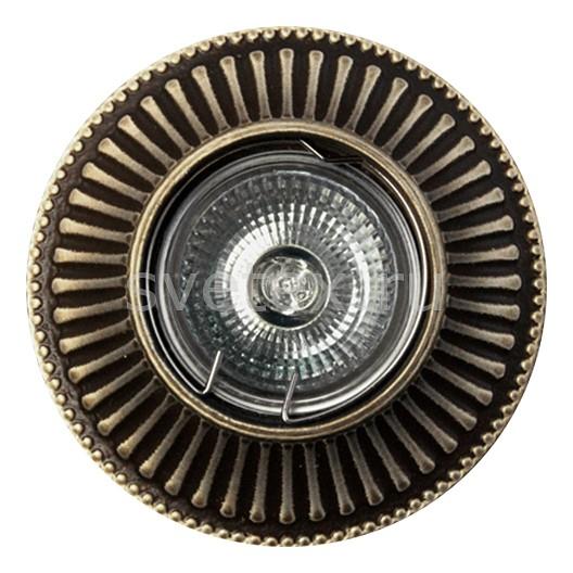 Встраиваемый светильник Точка светаНастенно-потолочные<br>Артикул - TS_AZ15AB,Бренд - Точка света (Украина),Коллекция - AZ,Гарантия, месяцы - 24,Глубина, мм - 40,Диаметр, мм - 100,Размер врезного отверстия, мм - 55,Тип лампы - галогеновая ИЛИсветодиодная [LED],Общее кол-во ламп - 1,Напряжение питания лампы, В - 220,Максимальная мощность лампы, Вт - 35,Лампы в комплекте - отсутствуют,Цвет арматуры - бронза античная,Тип поверхности арматуры - матовый, рельефный,Материал арматуры - гипс, металл,Форма и тип колбы - полусферическая с рефлектором,Тип цоколя лампы - GU5.3,Класс электробезопасности - I,Степень пылевлагозащиты, IP - 20,Диапазон рабочих температур - комнатная температура<br>