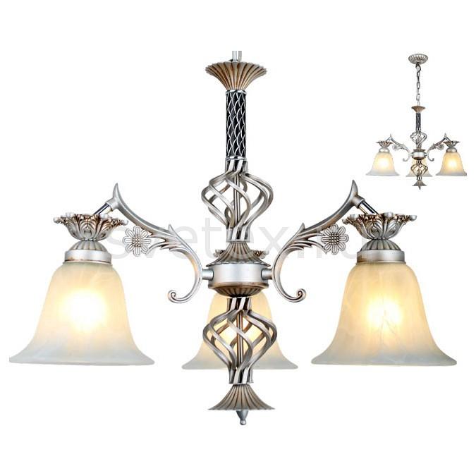 Подвесная люстра CollezioniЛюстры<br>Артикул - CZ_NC_22003_1,Бренд - Collezioni (Китай),Коллекция - Rokko,Гарантия, месяцы - 12,Высота, мм - 900,Диаметр, мм - 560,Размер упаковки, мм - 295x325x205,Тип лампы - компактная люминесцентная [КЛЛ] ИЛИнакаливания ИЛИсветодиодная [LED],Общее кол-во ламп - 3,Напряжение питания лампы, В - 220,Максимальная мощность лампы, Вт - 60,Лампы в комплекте - отсутствуют,Цвет плафонов и подвесок - белый алебастр,Тип поверхности плафонов - матовый,Материал плафонов и подвесок - стекло,Цвет арматуры - антик,Тип поверхности арматуры - матовый,Материал арматуры - металл, полимер,Количество плафонов - 3,Возможность подлючения диммера - можно, если установить лампу накаливания,Тип цоколя лампы - E27,Класс электробезопасности - I,Общая мощность, Вт - 180,Степень пылевлагозащиты, IP - 20,Диапазон рабочих температур - комнатная температура,Дополнительные параметры - способ крепления светильника к потолку - на крюке<br>