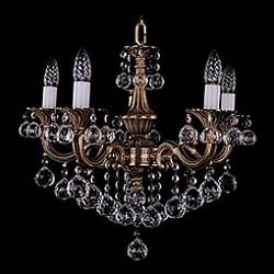 Подвесная люстра Bohemia Ivele Crystal5 или 6 ламп<br>Артикул - BI_1701_5_B_FP_Balls,Бренд - Bohemia Ivele Crystal (Чехия),Коллекция - 1701,Гарантия, месяцы - 12,Высота, мм - 400,Диаметр, мм - 560,Размер упаковки, мм - 450x450x200,Тип лампы - компактная люминесцентная [КЛЛ] ИЛИнакаливания ИЛИсветодиодная [LED],Общее кол-во ламп - 5,Напряжение питания лампы, В - 220,Максимальная мощность лампы, Вт - 40,Лампы в комплекте - отсутствуют,Цвет плафонов и подвесок - неокрашенный,Тип поверхности плафонов - прозрачный,Материал плафонов и подвесок - хрусталь,Цвет арматуры - патина французская,Тип поверхности арматуры - глянцевый, рельефный,Материал арматуры - металл,Возможность подлючения диммера - можно, если установить лампу накаливания,Форма и тип колбы - свеча ИЛИ свеча на ветру,Тип цоколя лампы - E14,Класс электробезопасности - I,Общая мощность, Вт - 200,Степень пылевлагозащиты, IP - 20,Диапазон рабочих температур - комнатная температура,Дополнительные параметры - способ крепления светильника к потолку – на крюке, шарообразные подвески<br>