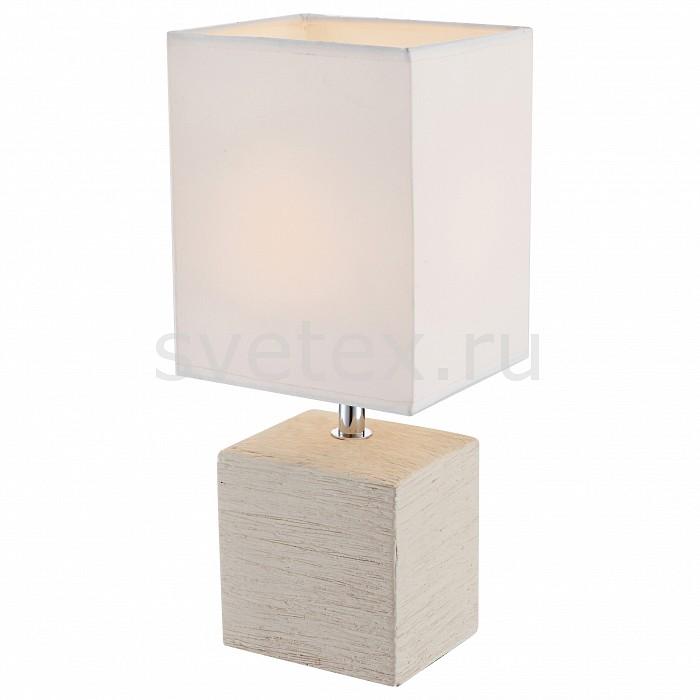 Настольная лампа GloboС абажуром<br>Артикул - GB_21675,Бренд - Globo (Австрия),Коллекция - Geri,Гарантия, месяцы - 24,Ширина, мм - 110,Высота, мм - 290,Выступ, мм - 130,Размер упаковки, мм - 145x120x190,Тип лампы - компактная люминесцентная [КЛЛ] ИЛИнакаливания ИЛИсветодиодная [LED],Общее кол-во ламп - 1,Напряжение питания лампы, В - 220,Максимальная мощность лампы, Вт - 40,Лампы в комплекте - отсутствуют,Цвет плафонов и подвесок - бежевый,Тип поверхности плафонов - матовый,Материал плафонов и подвесок - текстиль,Цвет арматуры - коричневый, хром,Тип поверхности арматуры - глянцевый, матовый,Материал арматуры - керамика, металл,Количество плафонов - 1,Наличие выключателя, диммера или пульта ДУ - выключатель на проводе,Компоненты, входящие в комплект - провод электропитания с вилкой без заземления,Тип цоколя лампы - E14,Класс электробезопасности - II,Степень пылевлагозащиты, IP - 20,Диапазон рабочих температур - комнатная температура<br>