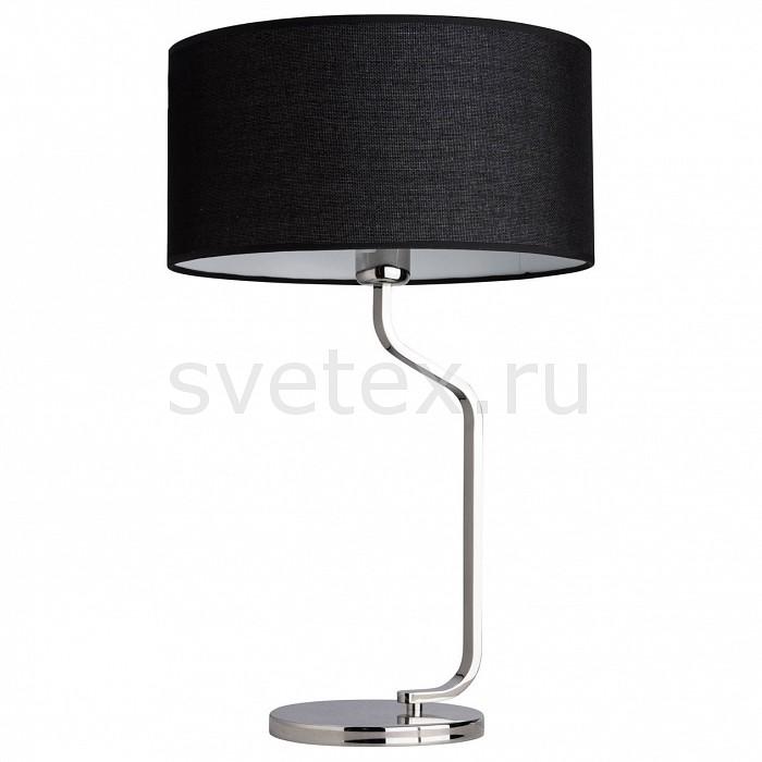 Настольная лампа MW-LightС абажуром<br>Артикул - MW_628030201,Бренд - MW-Light (Германия),Коллекция - Шаратон,Гарантия, месяцы - 12,Высота, мм - 580,Диаметр, мм - 360,Размер упаковки, мм - 430x340x530,Тип лампы - компактная люминесцентная [КЛЛ] ИЛИнакаливания ИЛИсветодиодная [LED],Общее кол-во ламп - 1,Напряжение питания лампы, В - 220,Максимальная мощность лампы, Вт - 60,Лампы в комплекте - отсутствуют,Цвет плафонов и подвесок - черный,Тип поверхности плафонов - матовый, рельефный,Материал плафонов и подвесок - текстиль,Цвет арматуры - хром,Тип поверхности арматуры - глянцевый,Материал арматуры - металл,Количество плафонов - 1,Наличие выключателя, диммера или пульта ДУ - выключатель на проводе,Компоненты, входящие в комплект - провод электропитания с вилкой без заземления,Тип цоколя лампы - E27,Класс электробезопасности - II,Степень пылевлагозащиты, IP - 20,Диапазон рабочих температур - комнатная температура<br>