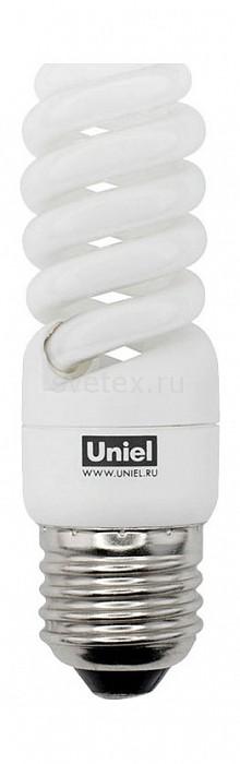 Лампа компактная люминесцентная Unielкомплектующие для люстр<br>Артикул - UL_05980,Бренд - Uniel (Китай),Коллекция - S21,Гарантия, месяцы - 24,Высота, мм - 106,Диаметр, мм - 31,Тип лампы - компактная люминесцентная [КЛЛ],Напряжение питания лампы, В - 220,Максимальная мощность лампы, Вт - 13,Цвет лампы - белый,Форма и тип колбы - витая трубка,Тип цоколя лампы - E27,Цветовая температура, K - 4000 K,Световой поток, лм - 690,Экономичнее лампы накаливания - в 4.9 раза,Светоотдача, лм/Вт - 53,Ресурс лампы - 10 тыс. часов<br>