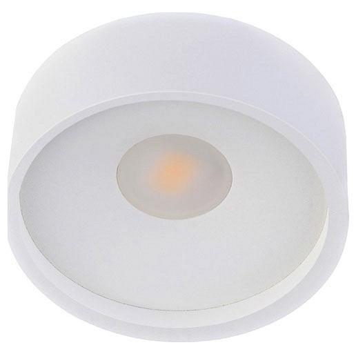 Накладной светильник DonoluxКруглые<br>Артикул - DO_DL18440_01_White_R_Dim,Бренд - Donolux (Китай),Коллекция - DL18440,Гарантия, месяцы - 24,Высота, мм - 50,Диаметр, мм - 140,Тип лампы - светодиодная [LED],Общее кол-во ламп - 1,Напряжение питания лампы, В - 220,Максимальная мощность лампы, Вт - 10,Цвет лампы - белый теплый,Лампы в комплекте - светодиодная [LED] с возможностью диммирования,Цвет плафонов и подвесок - белый,Тип поверхности плафонов - матовый,Материал плафонов и подвесок - металл,Цвет арматуры - белый,Тип поверхности арматуры - матовый,Материал арматуры - металл,Количество плафонов - 1,Возможность подлючения диммера - можно,Цветовая температура, K - 3000 K,Световой поток, лм - 867,Экономичнее лампы накаливания - в 7.6 раза,Светоотдача, лм/Вт - 87,Класс электробезопасности - I,Степень пылевлагозащиты, IP - 20,Диапазон рабочих температур - комнатная температура,Дополнительные параметры - способ крепления светильника к потолку – на монтажной пластине, угол рассеивания: 110 °<br>