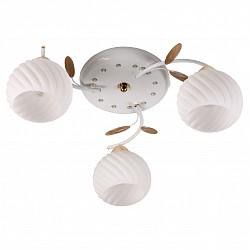 Потолочная люстра IDLampСветодиодные<br>Артикул - ID_821_3PF-LEDWhitegold,Бренд - IDLamp (Италия),Коллекция - 821,Гарантия, месяцы - 24,Время изготовления, дней - 1,Высота, мм - 190,Диаметр, мм - 570,Тип лампы - компактная люминесцентная [КЛЛ] ИЛИнакаливания ИЛИсветодиодная [LED],Общее кол-во ламп - 3,Напряжение питания лампы, В - 220,Максимальная мощность лампы, Вт - 60,Лампы в комплекте - отсутствуют,Цвет плафонов и подвесок - белый,Тип поверхности плафонов - матовый, рельефный,Материал плафонов и подвесок - стекло,Цвет арматуры - белый, золото,Тип поверхности арматуры - матовый,Материал арматуры - металл,Возможность подлючения диммера - можно, если установить лампу накаливания,Тип цоколя лампы - E27,Общая мощность, Вт - 180,Степень пылевлагозащиты, IP - 20,Диапазон рабочих температур - комнатная температура,Дополнительные параметры - светильник декорирован светодиодами<br>