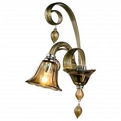 Бра Arte LampС 1 лампой<br>Артикул - AR_A8070AP-1CC,Бренд - Arte Lamp (Италия),Коллекция - Corno,Гарантия, месяцы - 24,Высота, мм - 520,Тип лампы - компактная люминесцентная [КЛЛ] ИЛИнакаливания ИЛИсветодиодная [LED],Общее кол-во ламп - 1,Напряжение питания лампы, В - 220,Максимальная мощность лампы, Вт - 40,Лампы в комплекте - отсутствуют,Цвет плафонов и подвесок - бежевый,Тип поверхности плафонов - прозрачный,Материал плафонов и подвесок - стекло,Цвет арматуры - бежевый, хром,Тип поверхности арматуры - глянцевый, прозрачный,Материал арматуры - металл, стекло,Возможность подлючения диммера - можно, если установить лампу накаливания,Тип цоколя лампы - E14,Класс электробезопасности - I,Степень пылевлагозащиты, IP - 20,Диапазон рабочих температур - комнатная температура,Дополнительные параметры - способ крепления светильника – на монтажной пластине, светильник предназначен для использования со скрытой проводкой<br>
