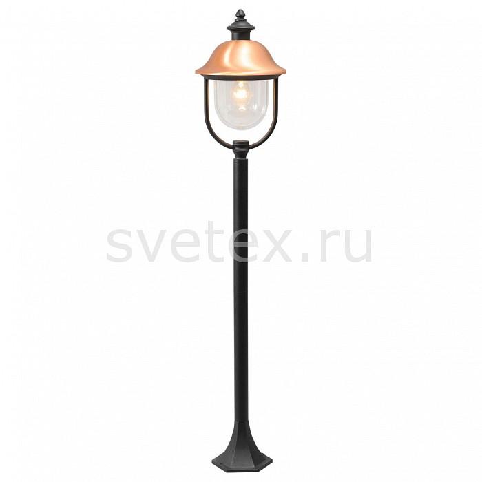 Фото Наземный высокий светильник MW-Light Дубай 805040501