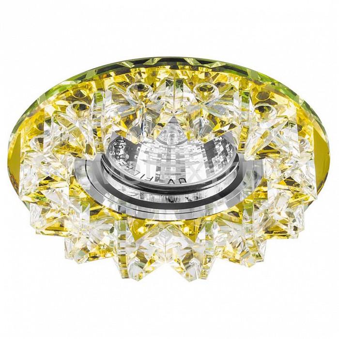 Встраиваемый светильник FeronСтеклянные<br>Артикул - FE_18930,Бренд - Feron (Китай),Коллекция - CD2542,Гарантия, месяцы - 24,Глубина, мм - 40,Диаметр, мм - 100,Размер врезного отверстия, мм - 57,Тип лампы - галогеновая ИЛИсветодиодная [LED],Общее кол-во ламп - 1,Напряжение питания лампы, В - 12,Максимальная мощность лампы, Вт - 50,Лампы в комплекте - отсутствуют,Цвет плафонов и подвесок - неокрашенный,Тип поверхности плафонов - прозрачный,Материал плафонов и подвесок - стекло,Цвет арматуры - желтый,Тип поверхности арматуры - глянцевый,Материал арматуры - металл, стекло,Возможность подлючения диммера - можно, если установить галогеновую лампу,Необходимые компоненты - блок питания 12В,Компоненты, входящие в комплект - нет,Форма и тип колбы - полусферическая с рефлектором,Тип цоколя лампы - GU5.3,Класс электробезопасности - I,Напряжение питания, В - 220,Степень пылевлагозащиты, IP - 20,Диапазон рабочих температур - комнатная температура<br>