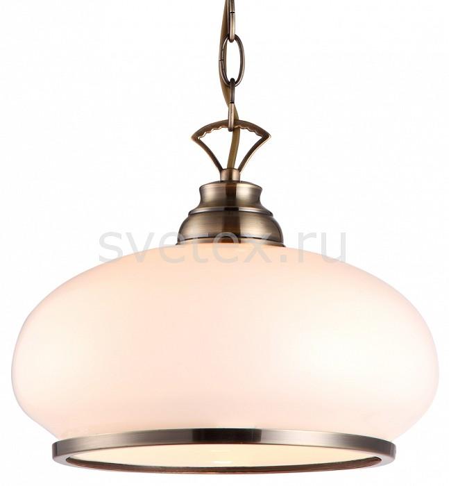 Фото Подвесной светильник Arte Lamp Armstrong A3561SP-1AB