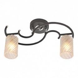 Накладной светильник IDLampСветодиодные<br>Артикул - ID_208_2PF-Blackchrome,Бренд - IDLamp (Италия),Коллекция - 208,Время изготовления, дней - 1,Высота, мм - 230,Тип лампы - компактная люминесцентная [КЛЛ] ИЛИнакаливания ИЛИсветодиодная [LED],Общее кол-во ламп - 2,Напряжение питания лампы, В - 220,Максимальная мощность лампы, Вт - 60,Лампы в комплекте - отсутствуют,Цвет плафонов и подвесок - белый полосатый,Тип поверхности плафонов - матовый, рельефный,Материал плафонов и подвесок - стекло,Цвет арматуры - хром, черный,Тип поверхности арматуры - глянцевый, матовый,Материал арматуры - металл,Возможность подлючения диммера - можно, если установить лампу накаливания,Тип цоколя лампы - E14,Класс электробезопасности - I,Общая мощность, Вт - 120,Степень пылевлагозащиты, IP - 20,Диапазон рабочих температур - комнатная температура,Дополнительные параметры - способ крепления светильника к потолку – на монтажной пластине<br>