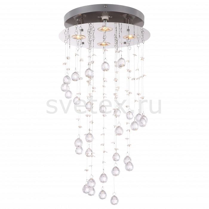 Потолочная люстра GloboПолимерные плафоны<br>Артикул - GB_68595-4,Бренд - Globo (Австрия),Коллекция - St. Tropez,Гарантия, месяцы - 24,Высота, мм - 650,Диаметр, мм - 320,Размер упаковки, мм - 325x80x325,Тип лампы - светодиодная [LED],Общее кол-во ламп - 4,Напряжение питания лампы, В - 220,Максимальная мощность лампы, Вт - 5,Цвет лампы - белый теплый,Лампы в комплекте - светодиодные [LED] GU10,Цвет плафонов и подвесок - неокрашенный,Тип поверхности плафонов - прозрачный,Материал плафонов и подвесок - акрил,Цвет арматуры - хром,Тип поверхности арматуры - глянцевый,Материал арматуры - металл,Возможность подлючения диммера - нельзя,Форма и тип колбы - полусферическая с рефлектором,Тип цоколя лампы - GU10,Цветовая температура, K - 3000 K,Световой поток, лм - 1600,Экономичнее лампы накаливания - в 6.2 раза,Светоотдача, лм/Вт - 80,Класс электробезопасности - I,Общая мощность, Вт - 20,Степень пылевлагозащиты, IP - 20,Диапазон рабочих температур - комнатная температура,Дополнительные параметры - способ крепления светильника к потолку - на монтажной пластине<br>