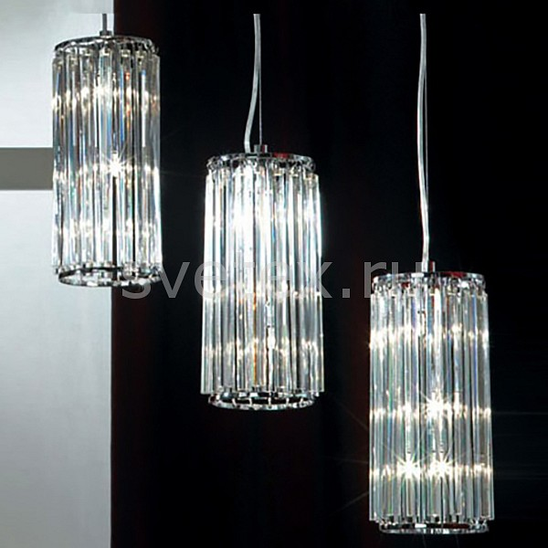 Фото Подвесной светильник Lussole Gelido LSA-2306-09