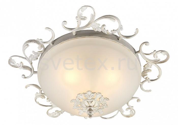 Накладной светильник OmniluxКруглые<br>Артикул - OM_OML-76417-03,Бренд - Omnilux (Италия),Коллекция - OML-76,Гарантия, месяцы - 24,Высота, мм - 160,Диаметр, мм - 460,Тип лампы - компактная люминесцентная [КЛЛ] ИЛИнакаливания ИЛИсветодиодная [LED],Общее кол-во ламп - 3,Напряжение питания лампы, В - 220,Максимальная мощность лампы, Вт - 40,Лампы в комплекте - отсутствуют,Цвет плафонов и подвесок - белый,Тип поверхности плафонов - матовый,Материал плафонов и подвесок - стекло,Цвет арматуры - бронза античная,Тип поверхности арматуры - глянцевый, рельефный,Материал арматуры - металл,Количество плафонов - 1,Возможность подлючения диммера - можно, если установить лампу накаливания,Тип цоколя лампы - E14,Экономичнее лампы накаливания - Ошибка:508,Класс электробезопасности - I,Общая мощность, Вт - 120,Степень пылевлагозащиты, IP - 20,Диапазон рабочих температур - комнатная температура,Дополнительные параметры - способ крепления светильника к потолку – на монтажной пластине<br>