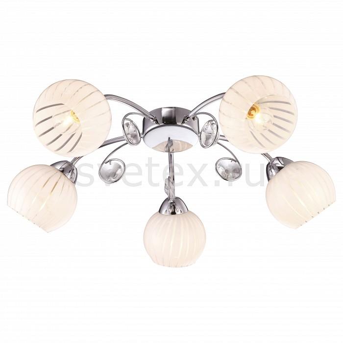 Фото Потолочная люстра Arte Lamp Uva A9524PL-5CC