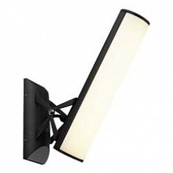 Светильник на штанге GloboСветильники на штанге<br>Артикул - GB_34185,Бренд - Globo (Австрия),Коллекция - Oskari,Гарантия, месяцы - 24,Высота, мм - 325,Тип лампы - светодиодная [LED],Общее кол-во ламп - 1,Напряжение питания лампы, В - 30,Максимальная мощность лампы, Вт - 7.5,Лампы в комплекте - светодиодная [LED],Цвет плафонов и подвесок - белый опал,Тип поверхности плафонов - матовый,Материал плафонов и подвесок - полимер,Цвет арматуры - черный,Тип поверхности арматуры - матовый,Материал арматуры - дюралюминий,Класс электробезопасности - I,Степень пылевлагозащиты, IP - 54,Диапазон рабочих температур - от -40^C до +40^C,Дополнительные параметры - поворотный светильник<br>