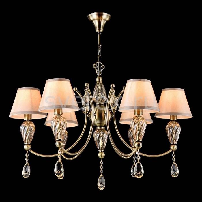 Подвесная люстра MaytoniСветильники<br>Артикул - MY_ARM855-06-R,Бренд - Maytoni (Германия),Коллекция - Murano,Гарантия, месяцы - 24,Высота, мм - 550-1080,Диаметр, мм - 800,Размер упаковки, мм - 580x510x350,Тип лампы - компактная люминесцентная [КЛЛ] ИЛИнакаливания ИЛИсветодиодная [LED],Общее кол-во ламп - 6,Напряжение питания лампы, В - 220,Максимальная мощность лампы, Вт - 40,Лампы в комплекте - отсутствуют,Цвет плафонов и подвесок - бежевый, шампань,Тип поверхности плафонов - матовый, прозрачный,Материал плафонов и подвесок - текстиль, хрусталь,Цвет арматуры - бронза античная, шампань,Тип поверхности арматуры - матовый, прозрачный, рельефный,Материал арматуры - металл, стекло,Количество плафонов - 6,Возможность подлючения диммера - можно, если установить лампу накаливания,Тип цоколя лампы - E14,Класс электробезопасности - I,Общая мощность, Вт - 240,Степень пылевлагозащиты, IP - 20,Диапазон рабочих температур - комнатная температура,Дополнительные параметры - способ крепления светильника к потолку - на крюке, регулируется по высоте<br>