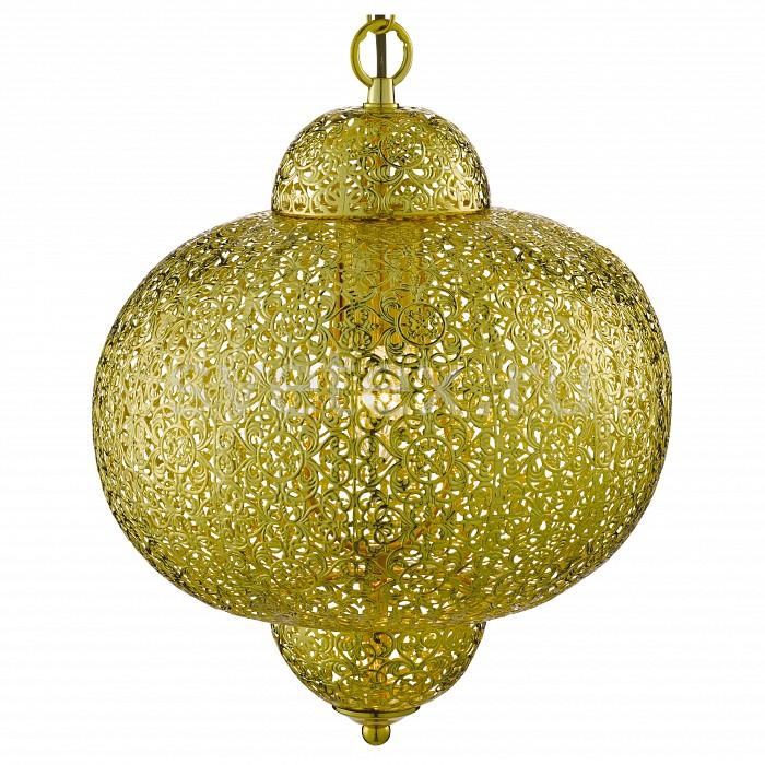 Фото Подвесной светильник Arte Lamp Guimet A5821SP-1GO