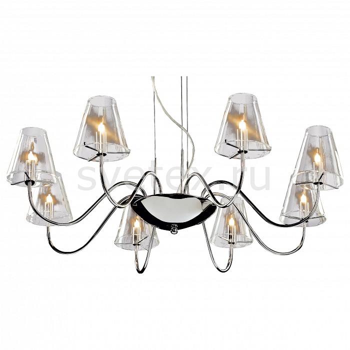 Подвесная люстра LightstarЛюстры<br>Артикул - LS_758084,Бренд - Lightstar (Италия),Коллекция - Diafano,Гарантия, месяцы - 24,Время изготовления, дней - 1,Высота, мм - 350-1350,Диаметр, мм - 760,Размер упаковки, мм - 840x460x275,Тип лампы - галогеновая,Общее кол-во ламп - 8,Напряжение питания лампы, В - 220,Максимальная мощность лампы, Вт - 40,Цвет лампы - белый теплый,Лампы в комплекте - галогеновые G9,Цвет плафонов и подвесок - неокрашенный,Тип поверхности плафонов - прозрачный,Материал плафонов и подвесок - стекло,Цвет арматуры - хром,Тип поверхности арматуры - глянцевый,Материал арматуры - металл,Количество плафонов - 8,Возможность подлючения диммера - можно,Форма и тип колбы - пальчиковая,Тип цоколя лампы - G9,Цветовая температура, K - 2800 - 3200 K,Экономичнее лампы накаливания - на 50%,Класс электробезопасности - I,Общая мощность, Вт - 320,Степень пылевлагозащиты, IP - 20,Диапазон рабочих температур - комнатная температура<br>