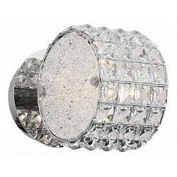 Бра ST-LuceС 1 лампой<br>Артикул - SL752.101.01,Бренд - ST-Luce (Китай),Коллекция - Piatto,Гарантия, месяцы - 24,Высота, мм - 160,Тип лампы - компактная люминесцентная [КЛЛ] ИЛИнакаливания ИЛИсветодиодная [LED],Общее кол-во ламп - 1,Напряжение питания лампы, В - 220,Максимальная мощность лампы, Вт - 40,Лампы в комплекте - отсутствуют,Цвет плафонов и подвесок - неокрашенный,Тип поверхности плафонов - прозрачный,Материал плафонов и подвесок - стекло, хрусталь,Цвет арматуры - хром,Тип поверхности арматуры - глянцевый,Материал арматуры - металл,Возможность подлючения диммера - можно, если установить лампу накаливания,Тип цоколя лампы - E14,Класс электробезопасности - I,Степень пылевлагозащиты, IP - 20,Диапазон рабочих температур - комнатная температура,Дополнительные параметры - способ крепления светильника к стене - на монтажной пластине, светильник предназначен для использования со скрытой проводкой<br>