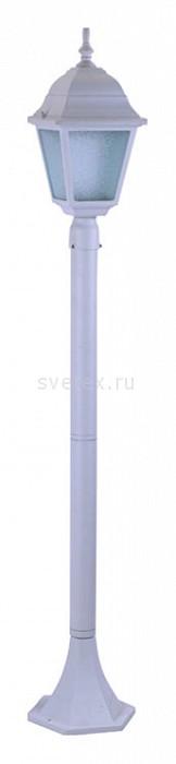 Фото Наземный высокий светильник Arte Lamp Bremen A1016PA-1WH