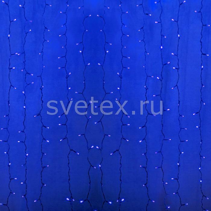 Фото Занавес световой Неон-Найт LED-TPL-12_16 235-303-6